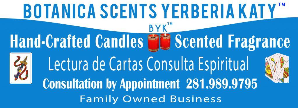 botanica scents yerberia Katy