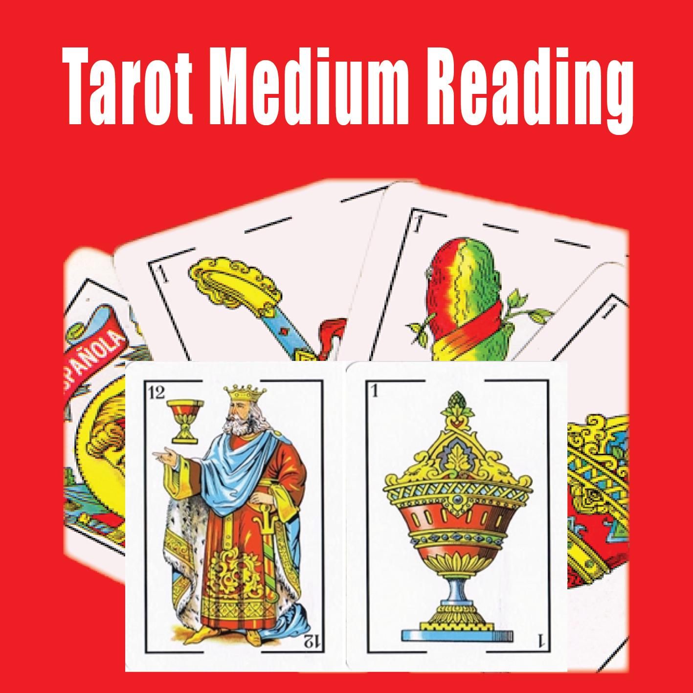 Tarot Medium Reading